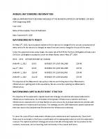 2013Waterworks-Annual Information